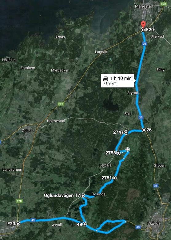Skara-Mariestad 1